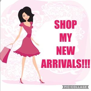 NEW ARRIVALS AND SALE SIGN UP!!!